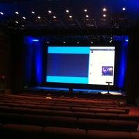 Photo taken at Cinéma Excentris by Kat M. on 5/15/2012