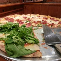 Photo taken at Europa Pizzeria by Ana M. on 10/17/2012