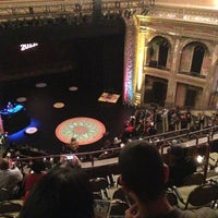 Photo taken at BAM Harvey Theater by Ben P. on 3/16/2013