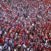 Photo taken at Kenan Memorial Stadium by Starr K. on 10/28/2012