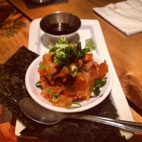 Photo taken at Kinka Izayaka Bloor by Laura C. on 10/21/2012