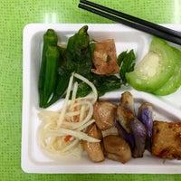Photo taken at 全國素食自助餐 by eifeh s. on 6/8/2015