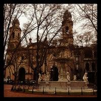 Photo taken at Plaza Matriz by Fhernando R. on 10/4/2012