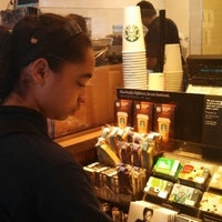 Photo taken at Starbucks by Sean B. on 3/5/2013