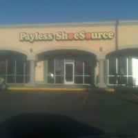 Photo taken at Payless ShoeSource by Linda C. on 11/28/2012
