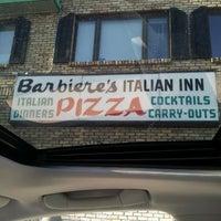 Photo taken at Barbiere's Italian Inn by Cheyanne R. on 3/29/2013