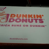 Photo taken at Dunkin' Donuts by SURENUFSEXY L. on 4/19/2013