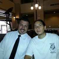 Photo taken at Restaurante El Patio de Hotel Pueblo Amigo by Gerardo D. on 6/29/2013