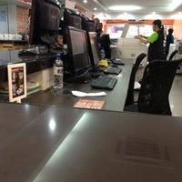 Photo taken at Achik One Stop Printing Centre by Uzaidi U. on 11/23/2012