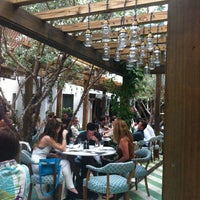 Photo taken at Soho Beach House by Pierre B. on 12/7/2012
