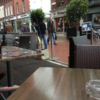 Photo taken at Bailey Bar Dublin by Derek M. on 12/22/2012