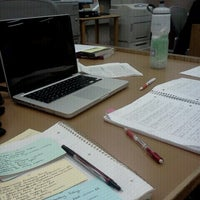 Photo taken at AU – Bender Library by Jeannie W. on 12/6/2012