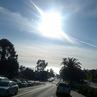Photo taken at Laguna Beach High School by Mobius G. on 4/9/2014