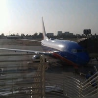 Photo taken at Gate 2 by Mobius G. on 5/18/2013