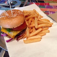 Photo taken at BGR - The Burger Joint by Bob C. on 2/16/2014