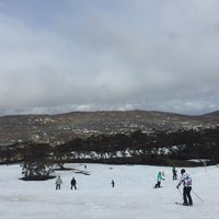Photo taken at Perisher by ejorpin on 9/25/2016