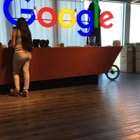 Photo taken at Google Amsterdam by Tjerk K. on 7/26/2016
