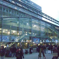 how to get to the louvre from montparnasse