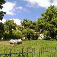 Photo taken at Helmholtzplatz by stedtenhopp on 5/9/2015