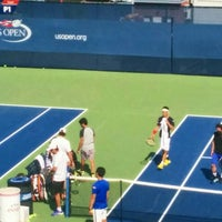 Photo taken at Practice Courts (1-5) - USTA Billie Jean King National Tennis Center by t2yx on 8/29/2015