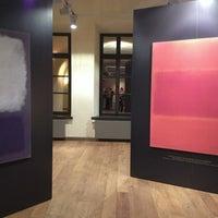 Photo taken at Mark Rothko Art Centre | Marka Rotko mākslas centrs by Asnate on 7/25/2013