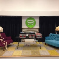 Photo taken at Spotify by Dimitar D. on 12/6/2013