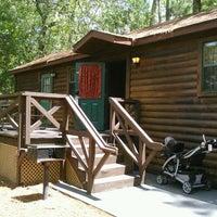 Photo taken at Disney's Fort Wilderness Resort & Campground by Matthew C. on 8/15/2013