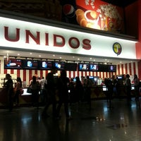 Photo taken at Cines Unidos by Gabriela H. on 6/20/2013