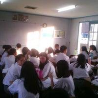 Photo taken at SMA Methodist 2 Medan by Violetta C. on 2/8/2013