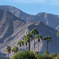 Photo taken at Palm Springs, CA by Terrell S. on 10/22/2016