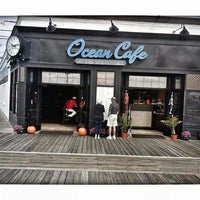 Photo taken at Ocean Cafe by Ronald C. on 11/15/2014