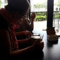 Photo taken at Mentobe Cafe by Deborah E. on 8/13/2013