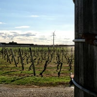Photo taken at The Lenz Winery by Scott F. on 4/13/2013