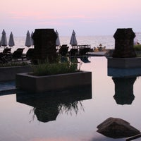 Photo taken at Mukdara Beach Villa And Spa Resort by Beat B. on 4/9/2013