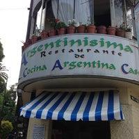 Photo taken at Argentinísima by Alfredo D. on 5/19/2013