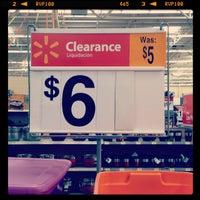 Photo taken at Walmart Supercenter by Kimberly F. on 11/7/2013
