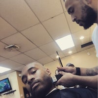 Photo taken at Kool Kuts Barbershop by Marcus T. on 4/17/2015
