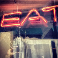 Photo taken at Early Girl Eatery by Nathan S. on 3/9/2013