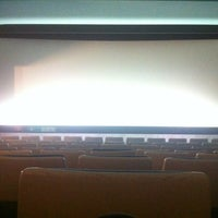 Photo taken at Cinéma Cyrano by Alban L. on 12/10/2013