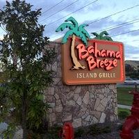 Photo taken at Bahama Breeze by Desirai L. on 9/16/2012