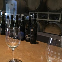 Photo taken at Andrew Murray Vineyards Tasting Room by Gary B. on 11/23/2014