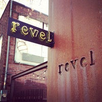 Photo taken at Revel by Rebecca N. on 4/14/2013