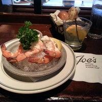 Photo taken at Joe's Seafood, Prime Steak & Stone Crab by Ann M. on 3/25/2013