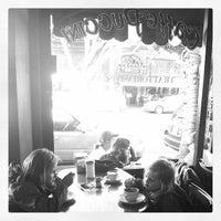 Photo taken at Caffe Puccini by Cody T. on 8/31/2013