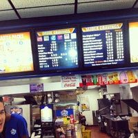Photo taken at White Castle by Jarvis M. on 10/2/2012
