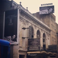 Photo taken at Richard Rodgers Theatre by Jarvis M. on 10/31/2012