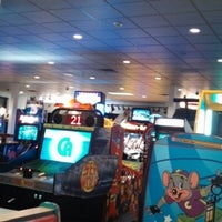 Photo taken at Chuck E. Cheese's by Chris K. on 1/24/2013