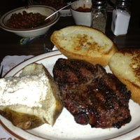 Photo taken at Jocko's Steak House by Rick P. on 3/28/2013