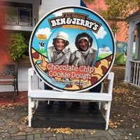 Photo taken at Ben & Jerry's by Michelle A. on 10/16/2016