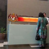 Photo taken at Kementerian Pelajaran Malaysia Cyberjaya by Salman A. on 1/9/2013